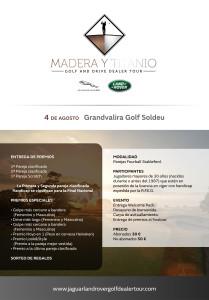 Torneig Madera y Titanio Soldeu 2018