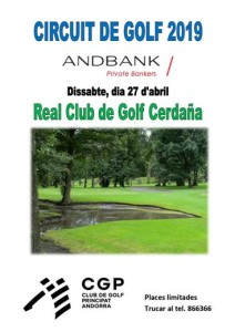 Circuit Andbank 2019. RCG de Cerdanya